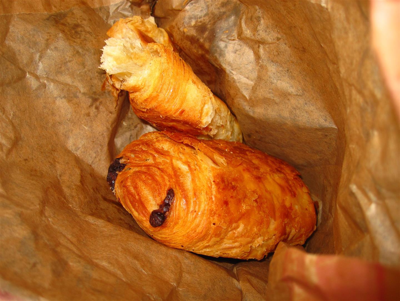 Eating my way through Paris