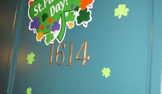 St. Patrick's Day Inspiration