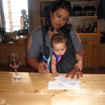 2012 Wine and Herb: Good friends, fine wine and a baby (Part 2)