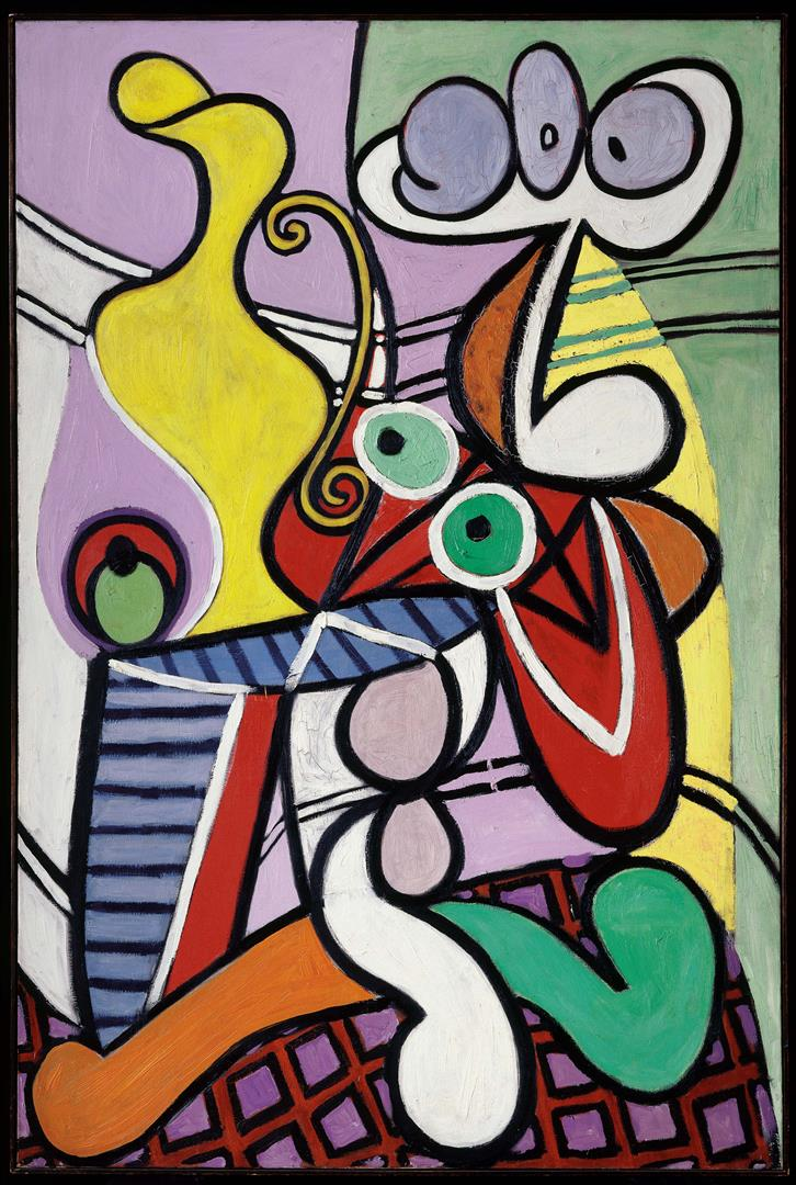 Babies like picasso ago toronto baby and life - Picasso nature morte a la chaise cannee ...