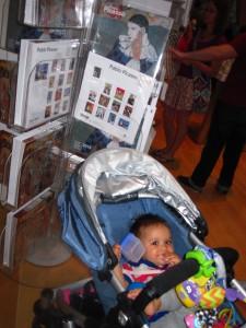 Babies like  Picasso : AGO Toronto
