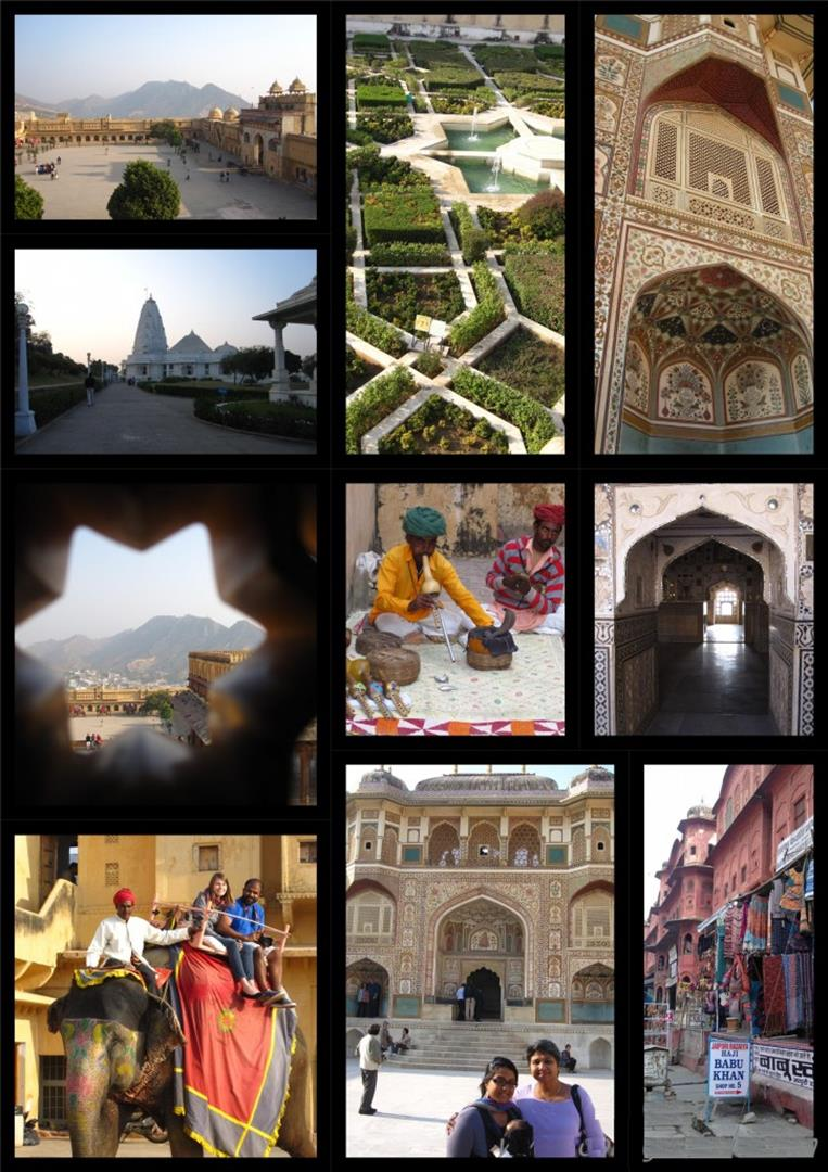 Golden Triangle (Jaipur, Agra and Delhi) with baby