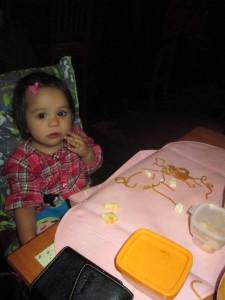 yakitori restaurant baby friendly