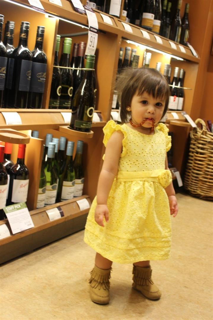Fashion Friday | Easter Wine Shopping