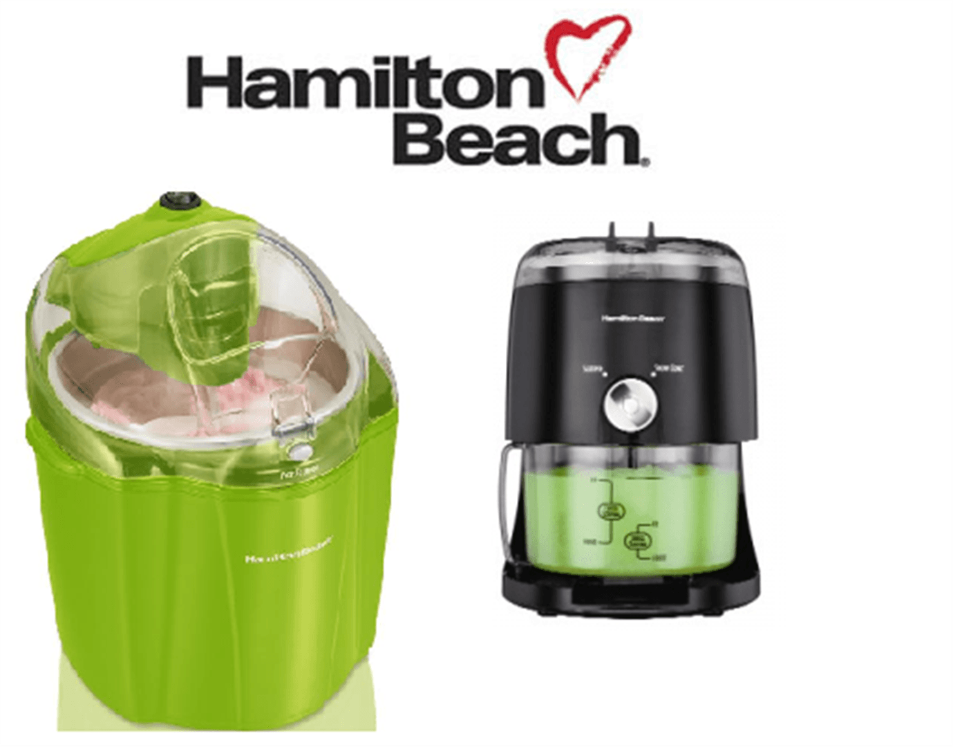 hamilton beach giveaway, ice cream maker win, giveaway ,