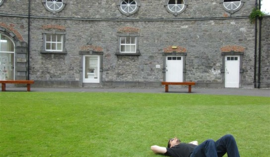 Kilkenny, Cork and Kinsale with Baby