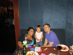 Shoreclub Toronto baby friendly restaurant