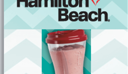 Hamilton Beach Blender | Holiday Gift Guide Giveaway