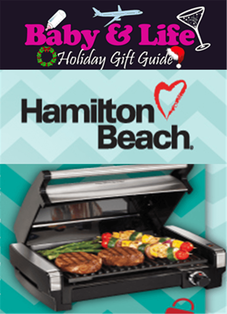 Giveaway, Hamilton Beach Searing Grill, Indoor grill