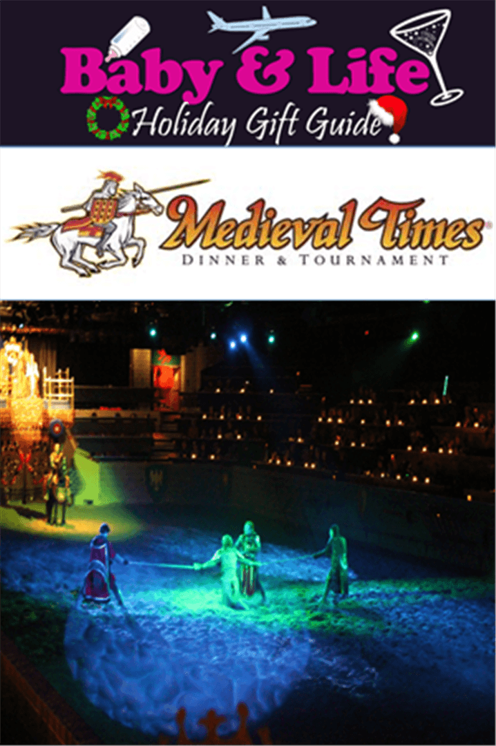 Our evening at Medieval Times Toronto | Holiday Gift Guide Giveaway