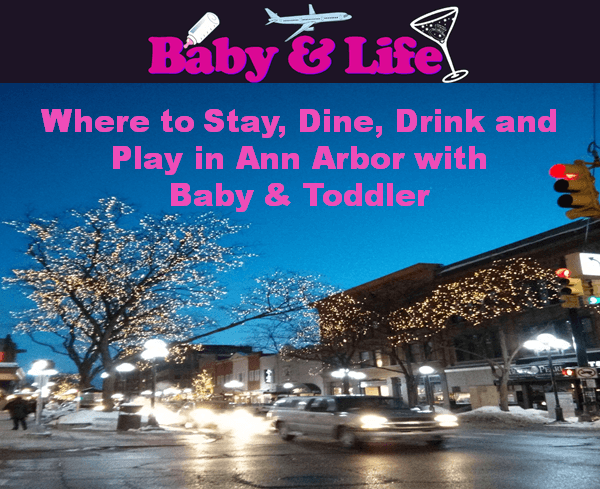 ann arbor, travel with kids
