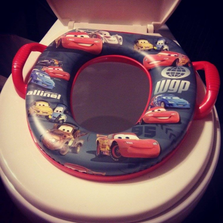 toddler potty, cars potty