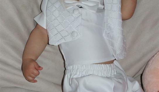 Fashion Friday | Baptism Suit