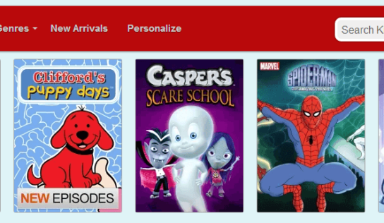 Old School Cartoons and a Netflix Canada giveaway!