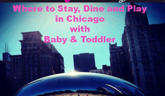 Chicago with Baby #MurphysDoChicago