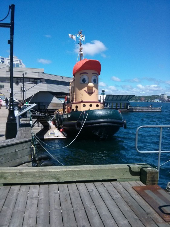 Theodore boat, halifax