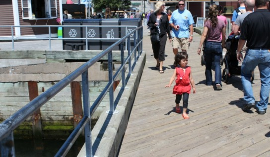 Exploring the Halifax Waterfront with Kids