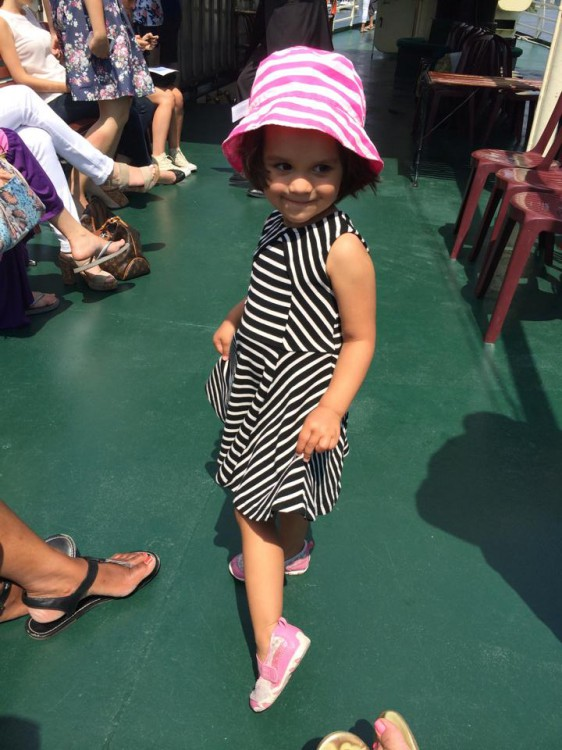 Fashion Friday | Cruising with Mariposa Cruises