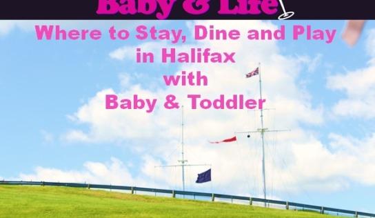 Halifax with Baby #MurphysDoNS