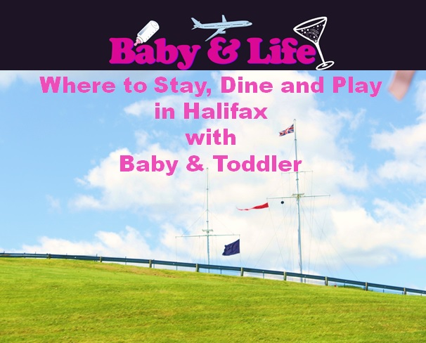 halifax with baby