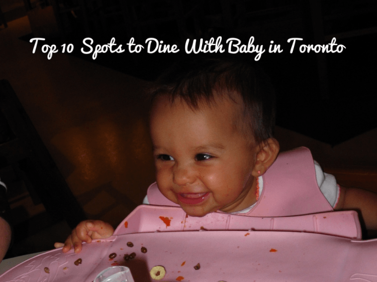 Top 10 Spots to Dine With Baby in Custom