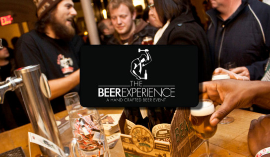 2014 Beer Experience Toronto Giveaway