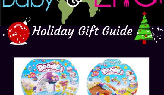 Beados Crafts for Toddlers | Holiday Gift Guide Giveaway