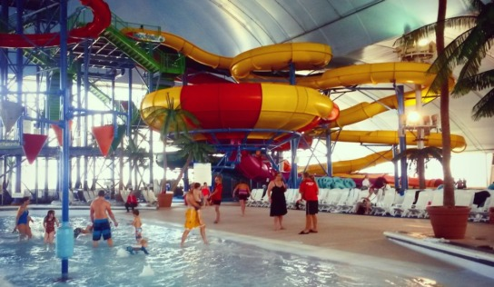 Fallsview Indoor Waterpark for Toddlers