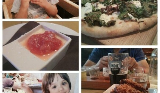 Eating out with Baby | Indie Ale House