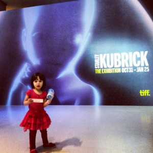 Stanley Kubrick : The Exhibition with Baby