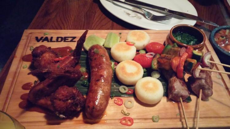 Valdez restaurant