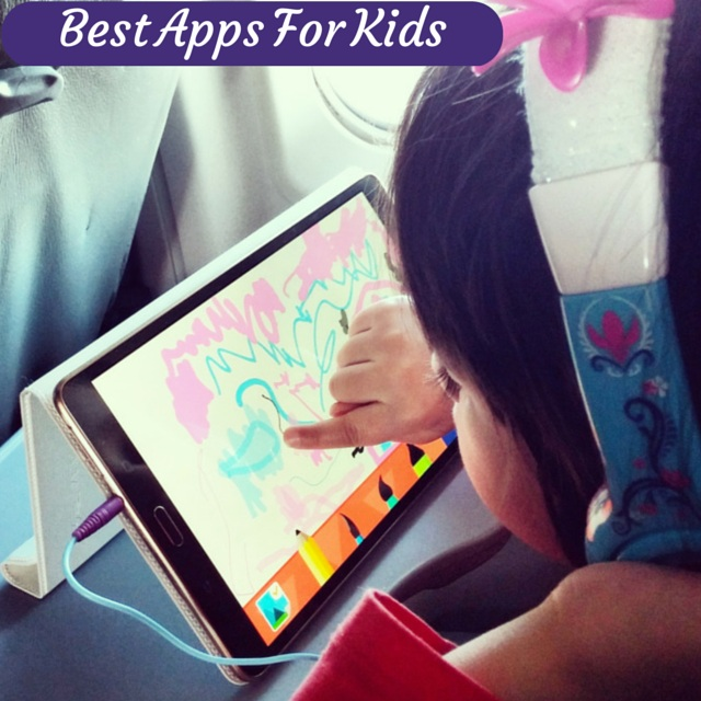 Best apps for kids, best apps for pre schoolers