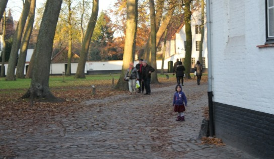 Fashion Friday | Running Loose In Bruges