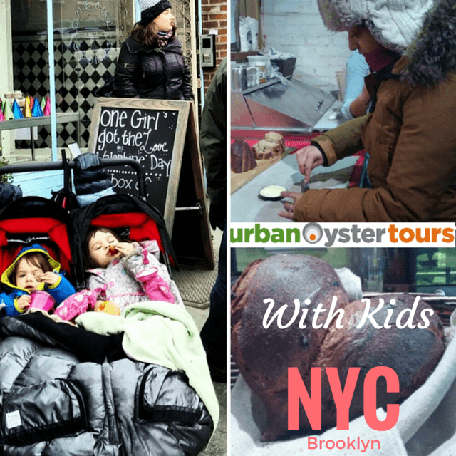 Urban Oyster tour, NYC food tour, kids food tour