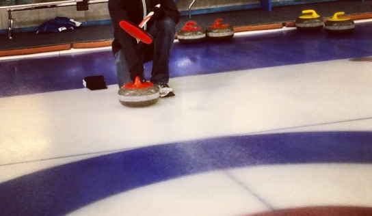Date Night | Bonspiel, Beer, and Bar-be-cue
