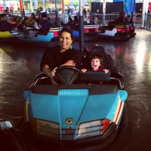 toddler bumper car