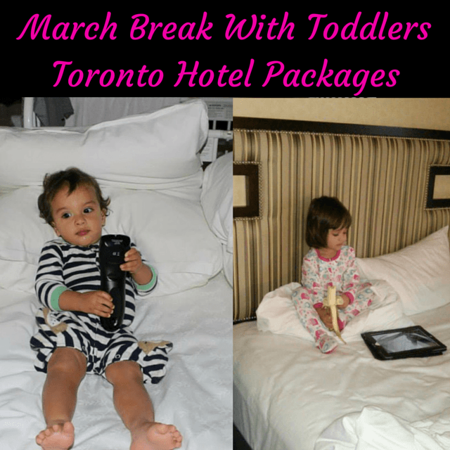 Toronto hotel deals march break