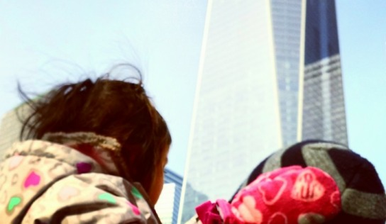 Visiting the 9-11 Memorial With Young Kids