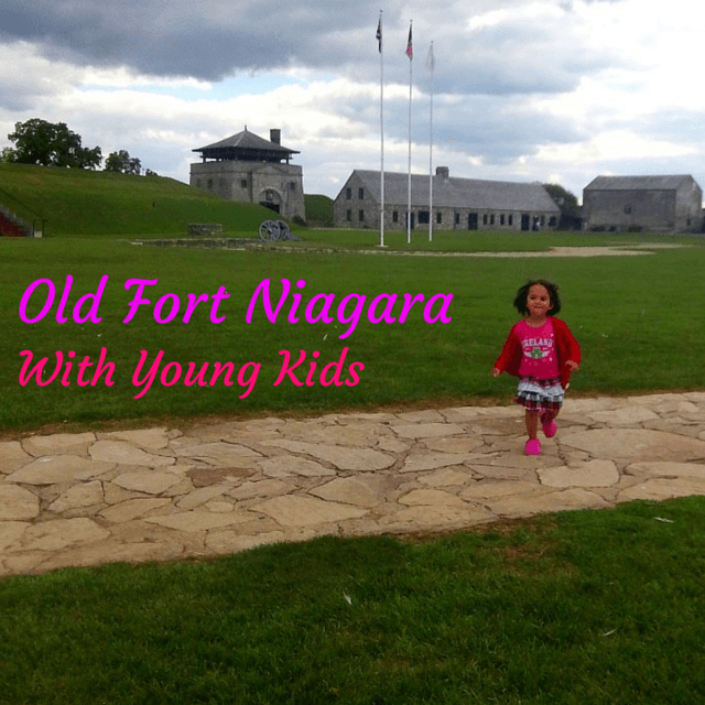 historical old fort niagara