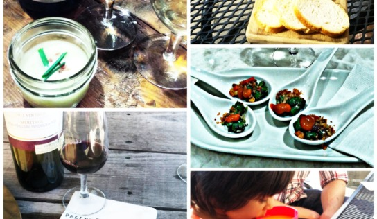 Sip And Sizzle in Niagara on the Lake