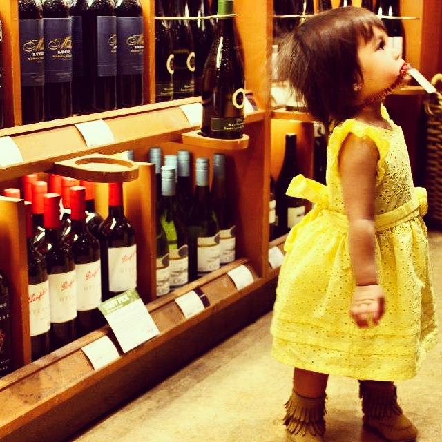 How Diapers and Wine Can Get You to South America!