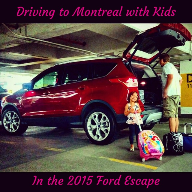 2015 Ford Escape, ford escape family car