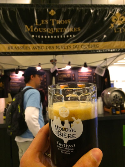 Taking Kids to Mondial de la Bière