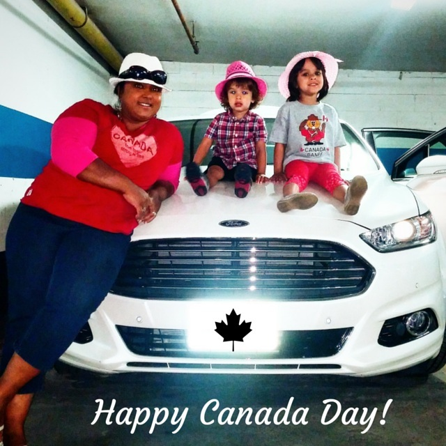 Canada Day Travels