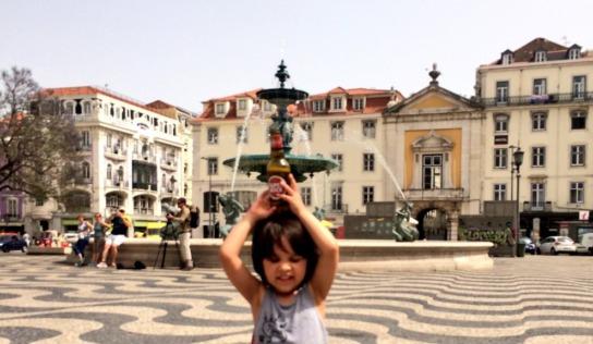 Lisbon with Baby #MurphysDoPortugal