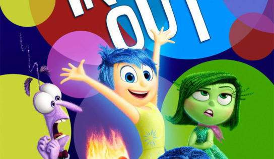 """Our Visit to the World of """"Inside Out"""""""