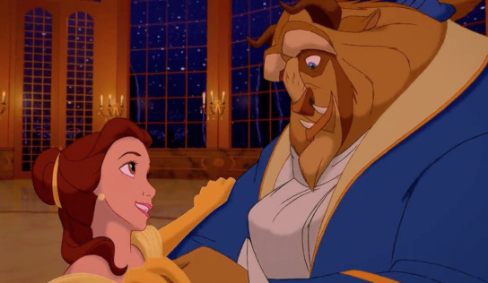 La Belle Beauty and the Beast