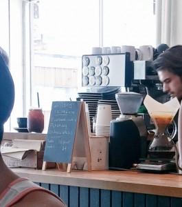 Coffee shop hamilton