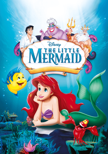 The Little Mermaid Brings Music Back into Our Lives