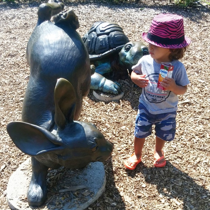 Frankling Children's Garden